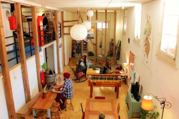 Casa Volante Hostal, alquiler de vacaciones en Valparaiso