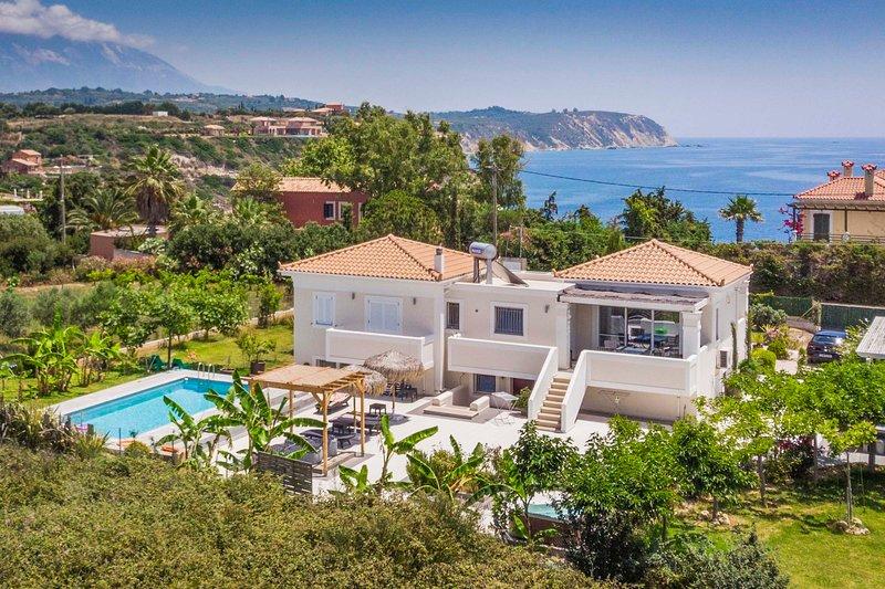 Ai Helis Beach House, location de vacances à Agia Pelagia
