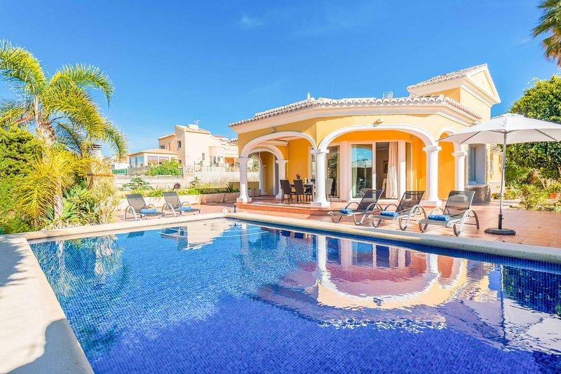 Villa Casanova – semesterbostad i Calpe
