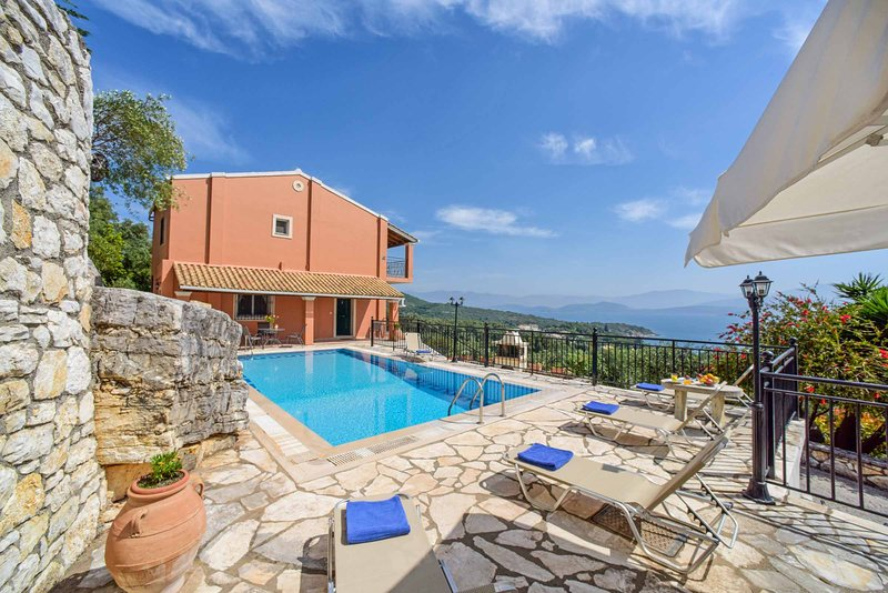 Villa Elia, holiday rental in Agios Stefanos