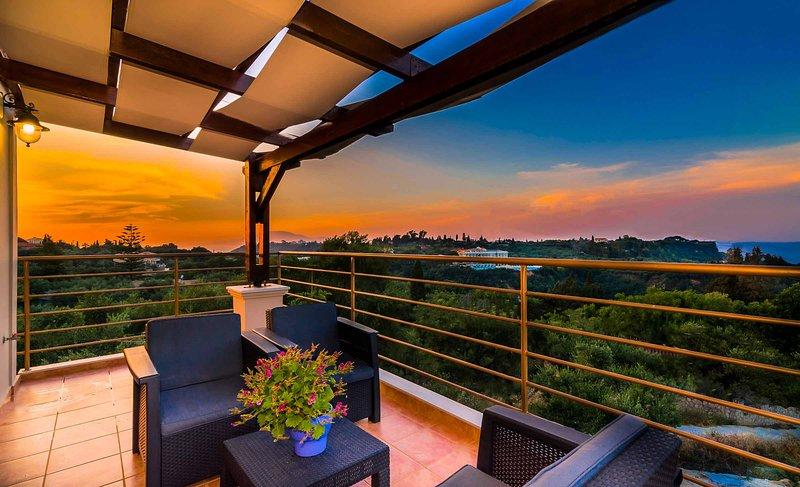 Villa Filanthi, vacation rental in Bochali
