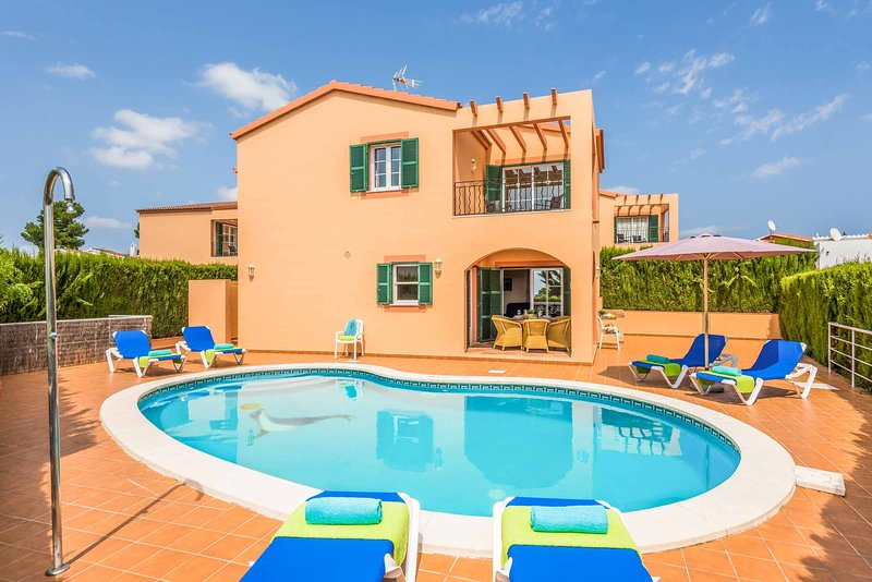 Villa Marcolis Mar, holiday rental in Ferreries