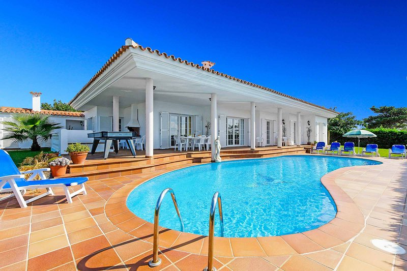 Villa Maricel, holiday rental in Biniancolla