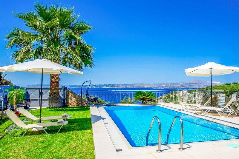 Villa Minoas, location de vacances à Plaka