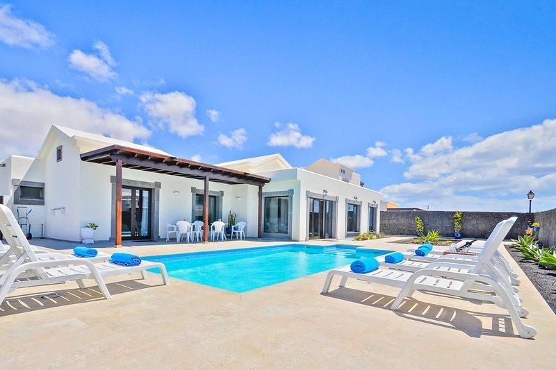 Villa Qura, location de vacances à Yaiza