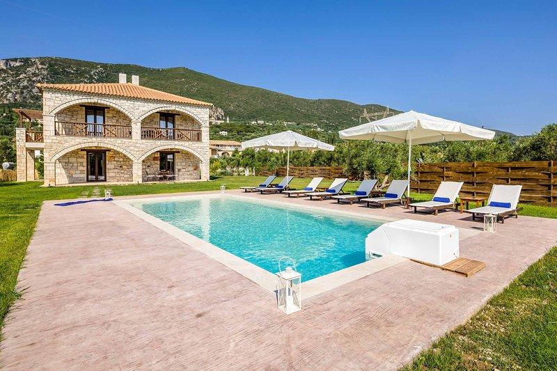 Villa Stagio, holiday rental in Alykes