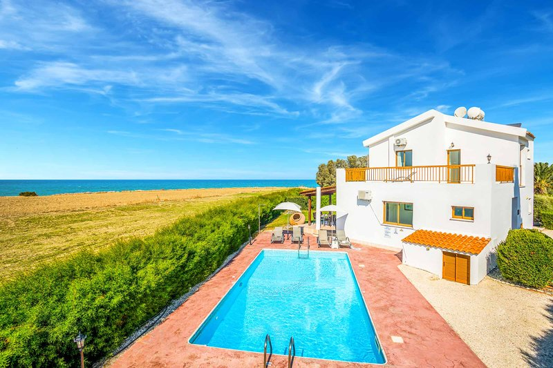 Villa Thea Blue Bay, casa vacanza a Prodromi