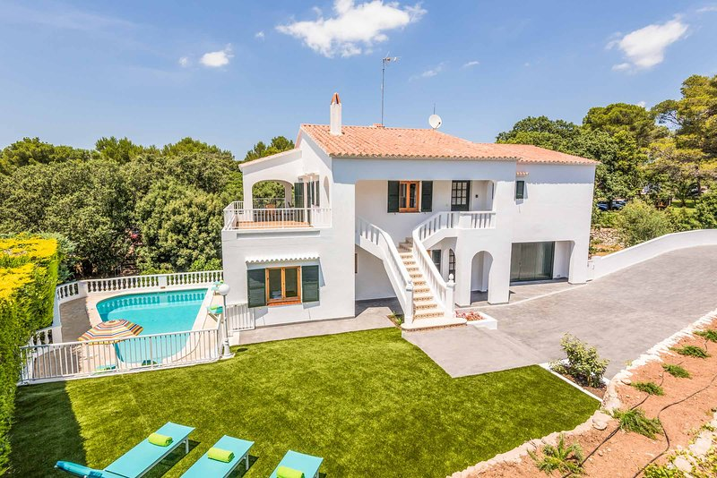Villa Truvi, holiday rental in Ferreries