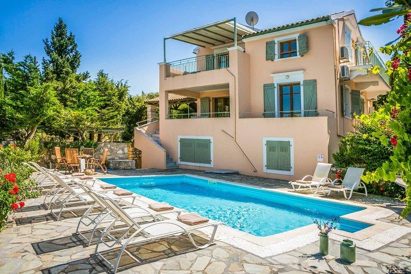 Villa Ulysses, holiday rental in Platrithias