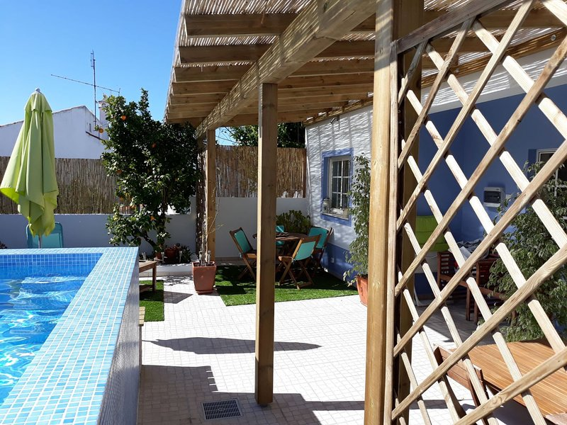 Casas de Sabóia, vacation rental in Beja District