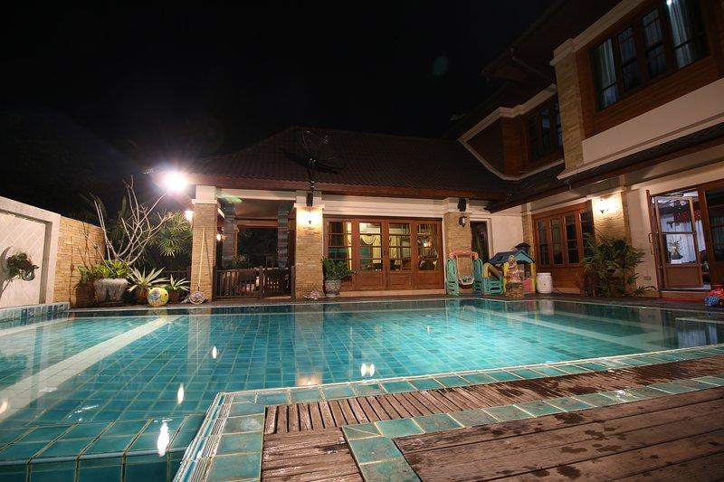Bosang Villa, holiday rental in San Kamphaeng