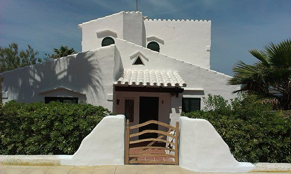 Xalet en Playas de Fornells, vacation rental in Mercadal