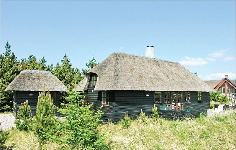 Awesome home in Blåvand w/ Sauna, WiFi and 2 Bedrooms, holiday rental in Vejers Strand