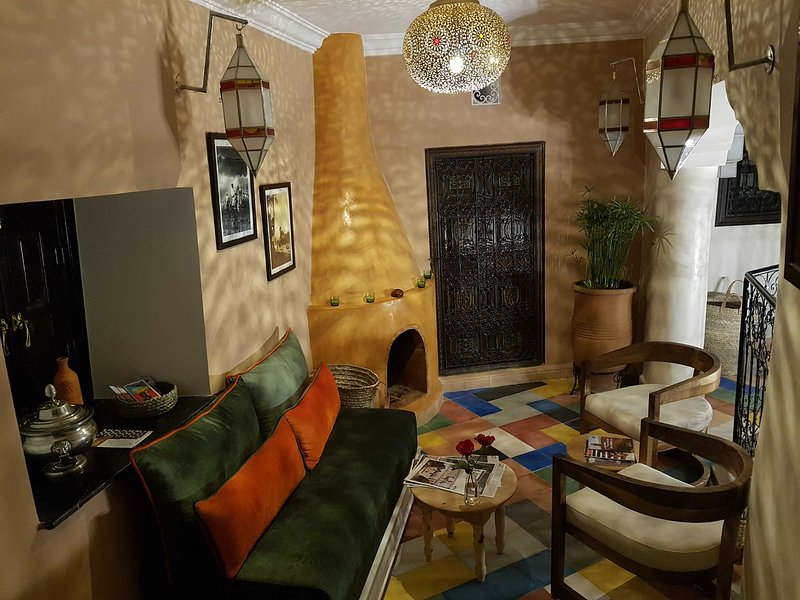 Riad Bilkis la magie de Marrakech, vacation rental in Marrakech