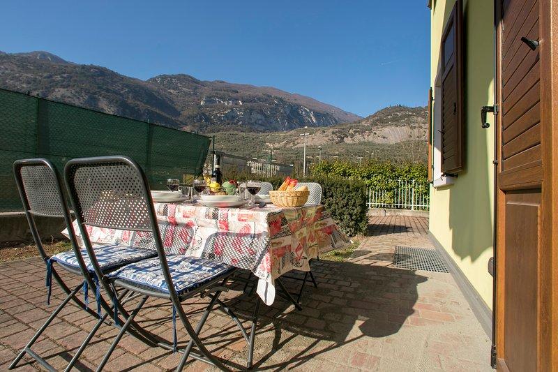 Appartamento Raggio di Sole 1, vacation rental in Arco