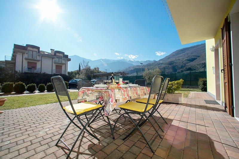 Appartamento Raggio di Sole 2, vacation rental in Arco