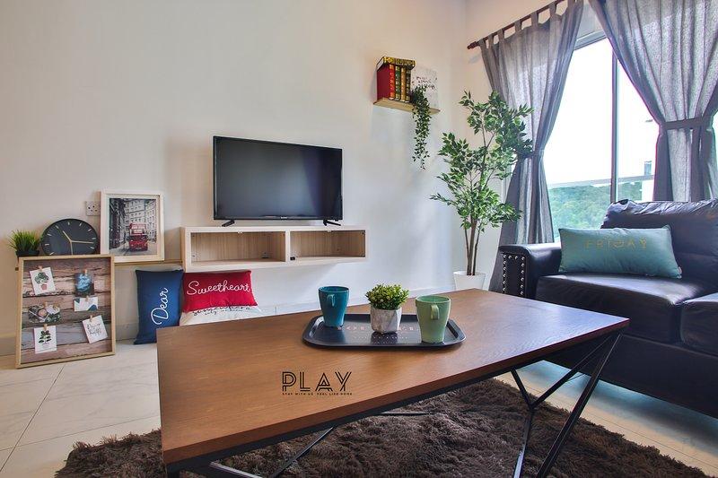 Play Residence at Quintet , Tanah Rata for 10pax, holiday rental in Kampar