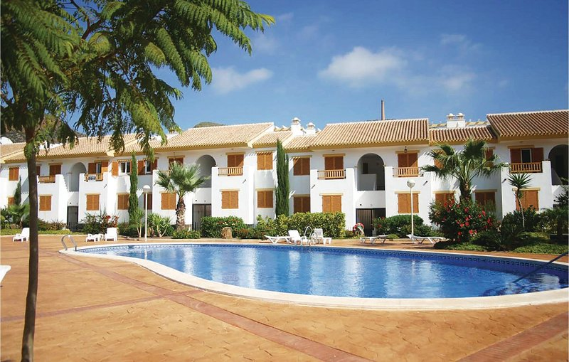Stunning home in Portman with 2 Bedrooms and Outdoor swimming pool (ECC777), holiday rental in Portman