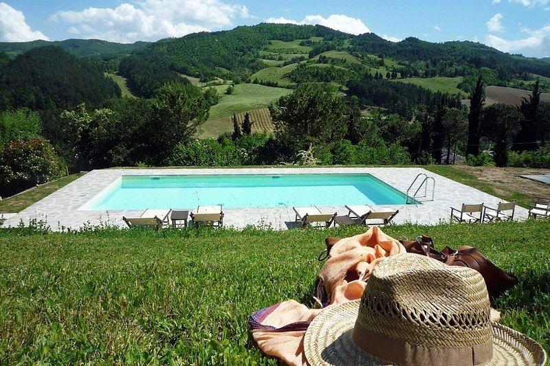 Villa Beatrice, vacation rental in Tredozio