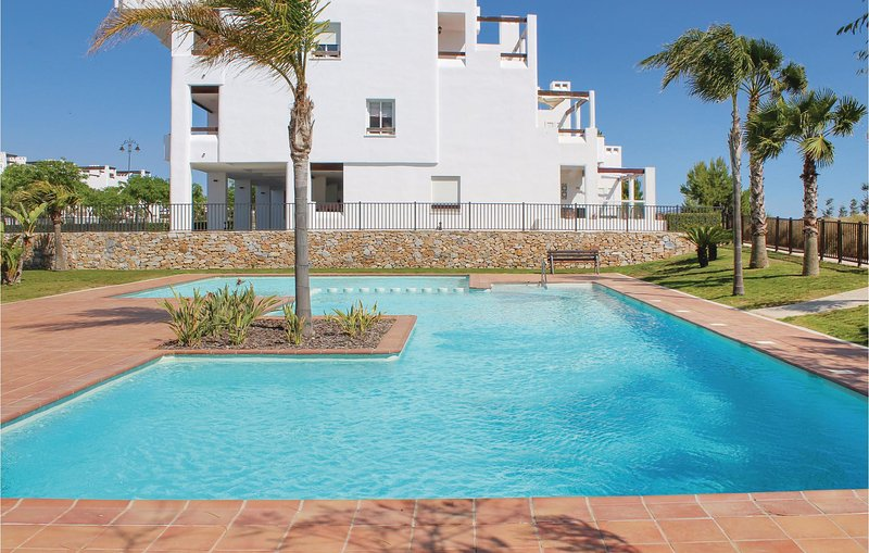 Awesome home in Alhama de Murcia with 2 Bedrooms (ECC403), holiday rental in Camposol