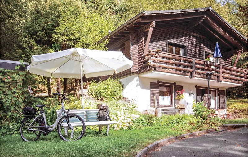 Beautiful home in Schönecken with 1 Bedrooms and WiFi (DEI948), holiday rental in Densborn