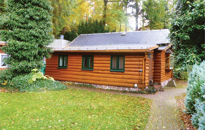 Awesome home in Crinitzberg with WiFi and 1 Bedrooms (DER122), alquiler vacacional en Treuen