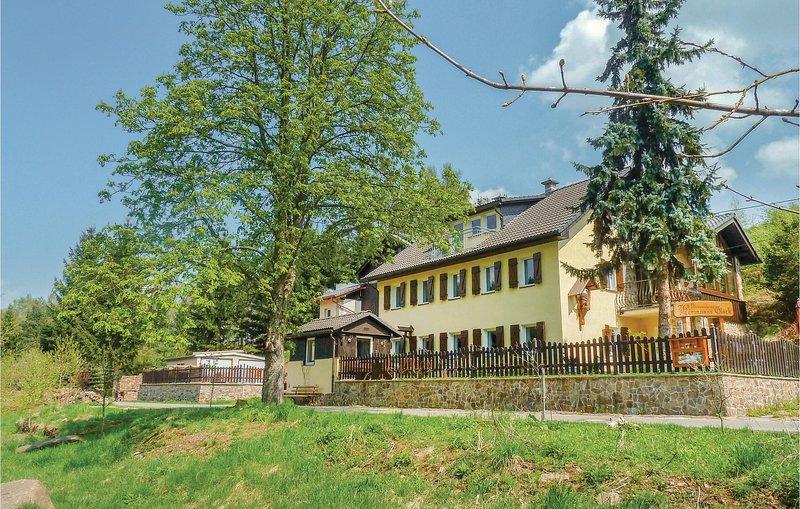 Amazing home in Freiberg with 1 Bedrooms and WiFi (DER132), location de vacances à Hetzdorf b. Niederschoena