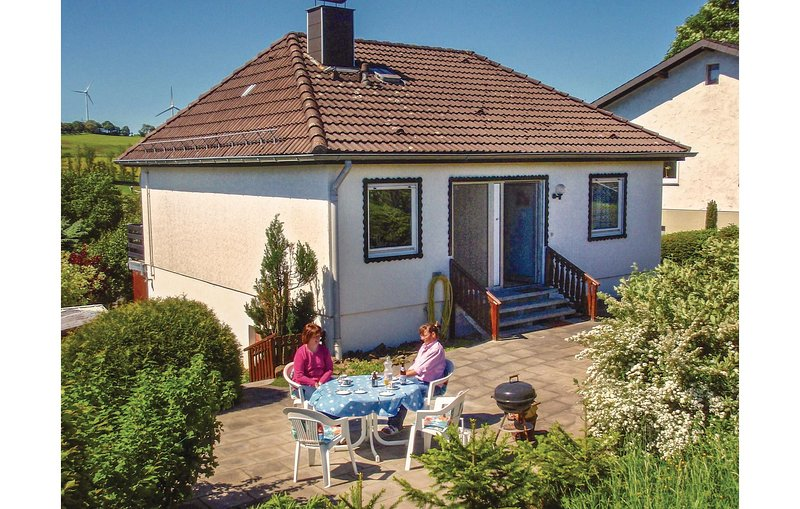 Amazing home in Hallschlag with 2 Bedrooms (DEI947), holiday rental in Juenkerath
