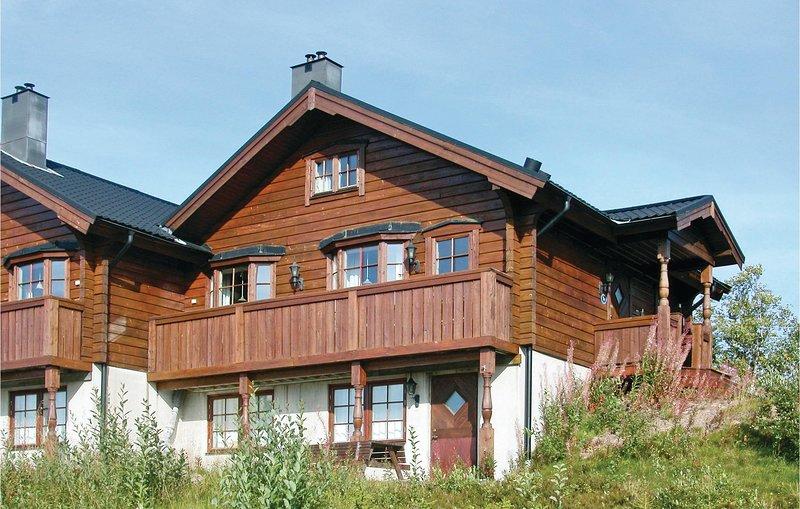Stunning home in Sälen w/ Sauna and 3 Bedrooms (S84009) Chalet in Sälen