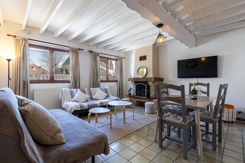 La Brie à 15mn de Disneyland et Village Nature et 35 mn de Paris, holiday rental in Saint-Augustin