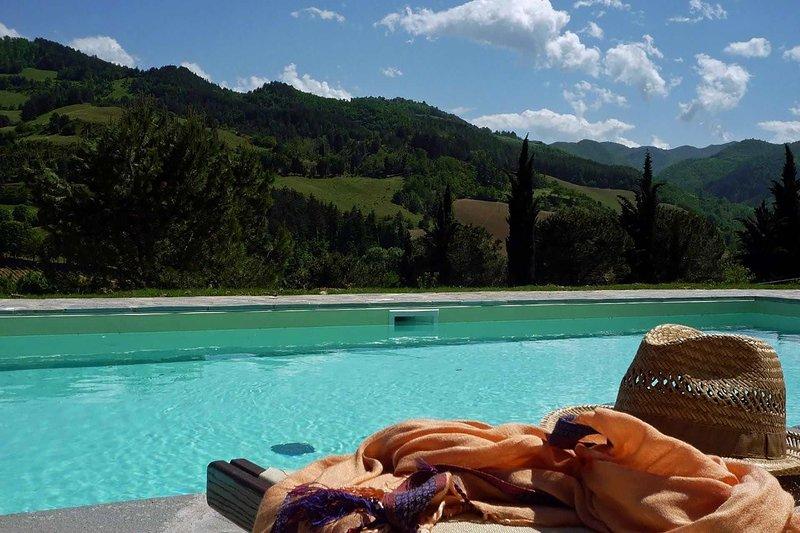 Villa Bea, vacation rental in Tredozio
