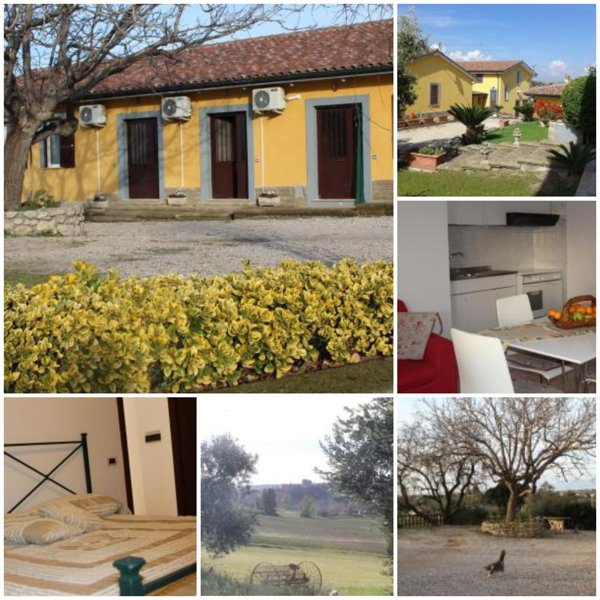 Le casette in collina, holiday rental in Cerveteri