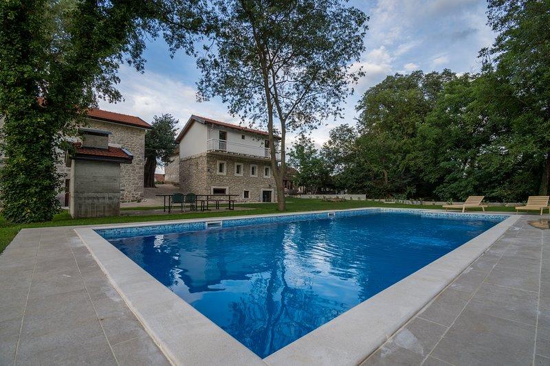 Stara kuca Estate - Barba, holiday rental in Otric-Seoci