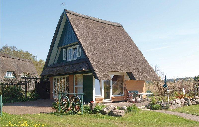 Nice home in Pruchten with 2 Bedrooms (DMK351), casa vacanza a Bresewitz