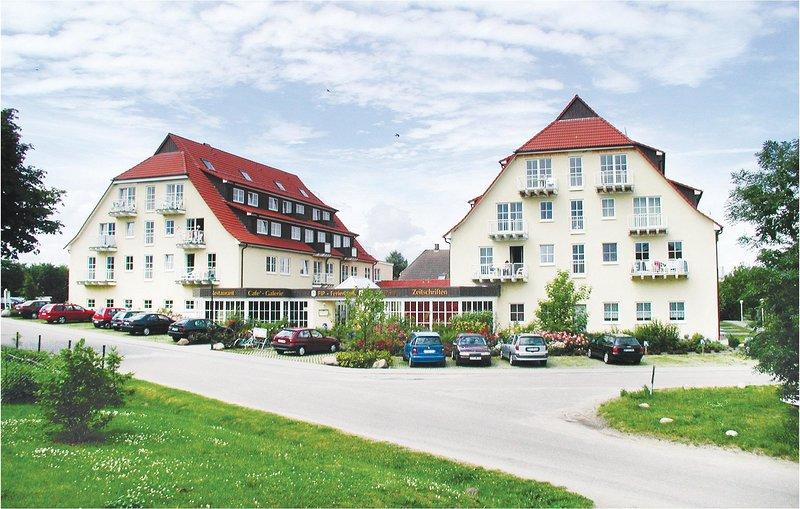 Ferienpark Gollwitz (DMK290), casa vacanza a Oertzenhof