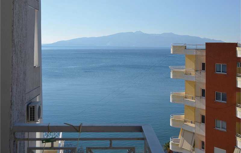 Beautiful home in Sarande w/ WiFi and 1 Bedrooms (ALS176), holiday rental in Gjirokaster