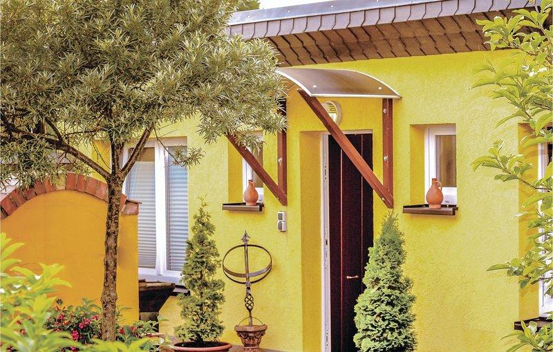Nice home in Rostock with 1 Bedrooms (DMK630), holiday rental in Nienhagen