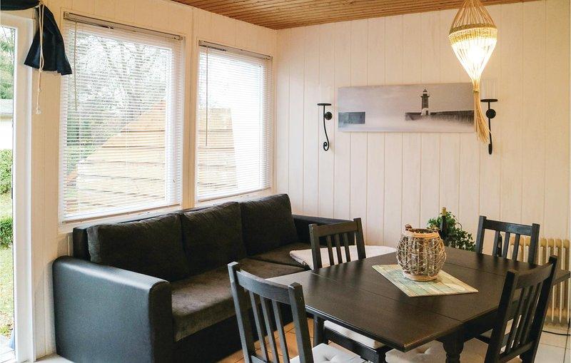 Amazing home in Middelhagen with 2 Bedrooms (DMR115), holiday rental in Alt Reddevitz