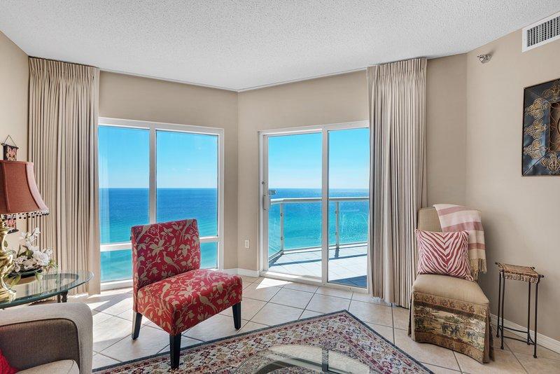 Emerald Isle unit 1603 The view from this condo... need we say more more?, alquiler de vacaciones en Pensacola Beach