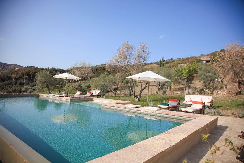 Villa San Giovanni, holiday rental in Montalcino