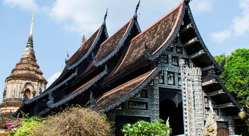 Rinrada Loft Resident (Apartment w/Balcony 11) – semesterbostad i Ban Tha Kradat