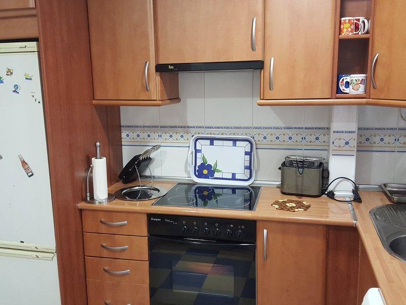 GRAN APARTAMENTO DUPLEX PARA 7 HUESPEDES, vacation rental in Las Medulas