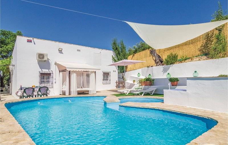 Amazing home in Rute with WiFi and 2 Bedrooms (EAC172), holiday rental in Benameji