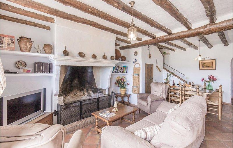 Stunning home in Zahara de la Sierra with WiFi and 3 Bedrooms (EAC285), location de vacances à Grazalema