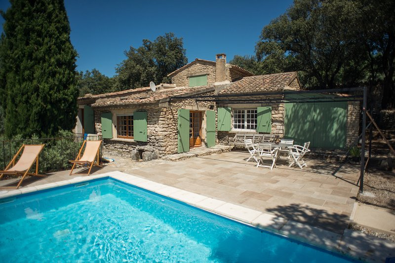 La Bergerie de Gordes, holiday rental in Saint-Pantaleon