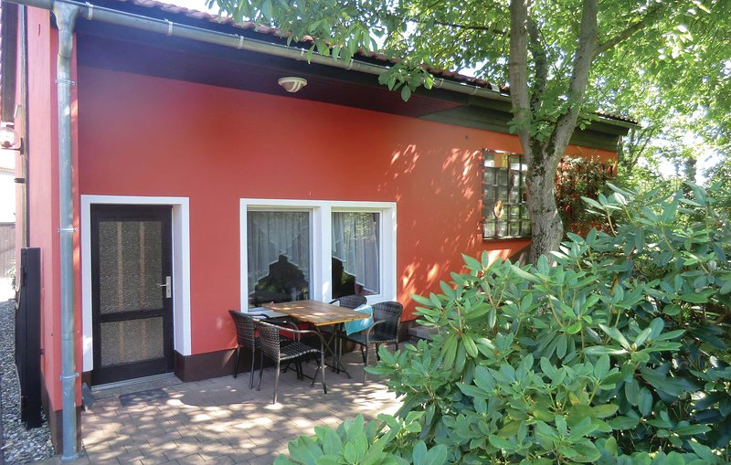 Amazing home in Lohmen/Ot Doberzeit with WiFi and 1 Bedrooms (DSS131), vacation rental in Rathen