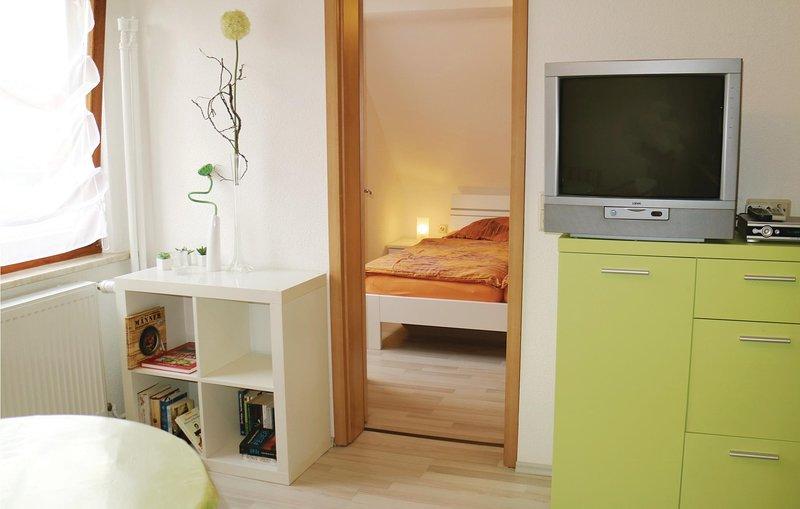 Nice home in Nahetal-Waldau with WiFi and 1 Bedrooms (DTH115), casa vacanza a Waldau