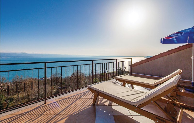 Amazing home in Lovran with WiFi and 0 Bedrooms (CKO968), casa vacanza a Ucka Nature Park