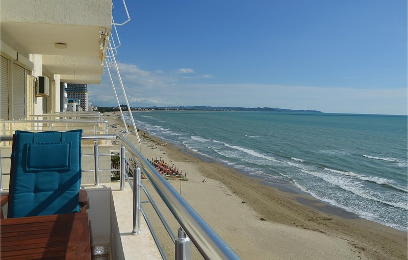 Awesome home in Durres w/ 1 Bedrooms (ALD075), holiday rental in Kryemëdhej