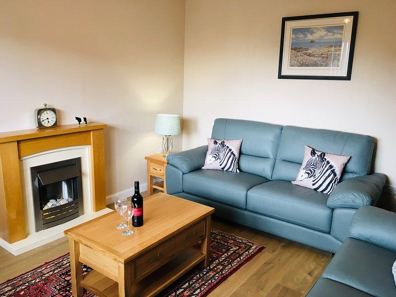 No. 7, Coastal Cottage, Sandhead, location de vacances à Ardwell